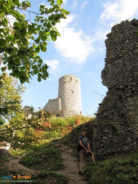 Zamek Smoleń Pilcza