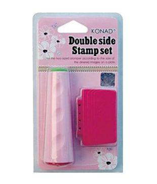 Konad Double Side Stamp Set