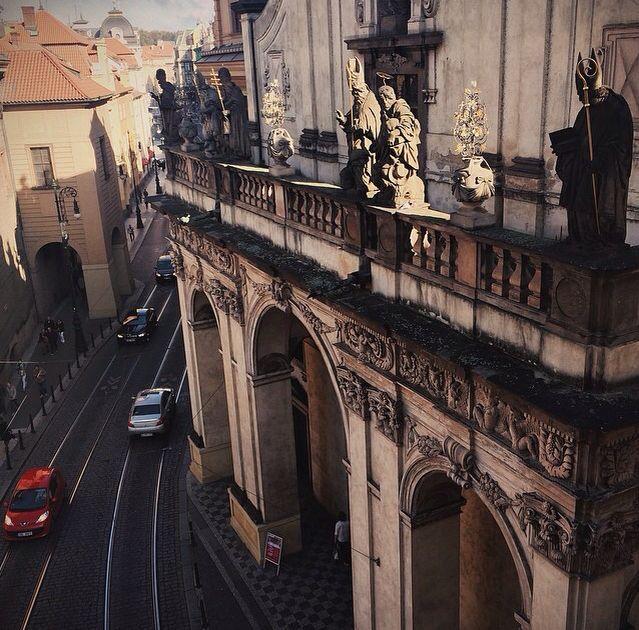 Charles Bridge Old Town
