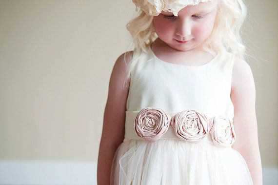 The Victoria Flower Girl Dress. Bridesmaid dress, Traditional flower girl dress, Classic flowergirl dress