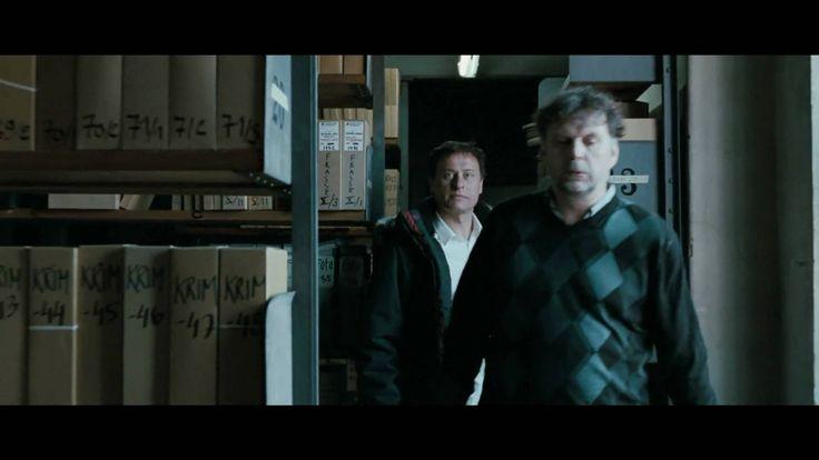 Stieg Larsson - VERBLENDUNG -  Trailer