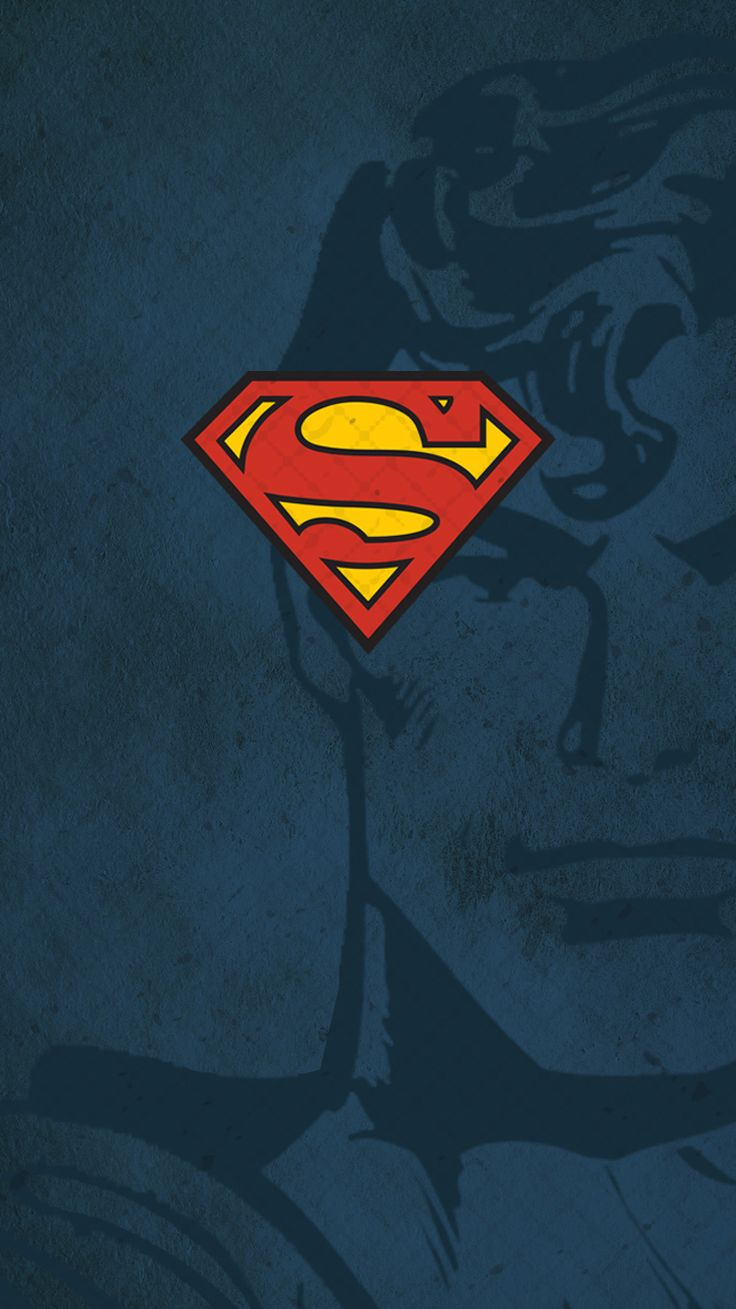 Superman 01 iPhone 6 Dc comics wallpaper, Superman