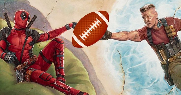 Deadpool Live-Tweeted the Super Bowl and It Was Perfect -- The Super Bowl had an unexpected commentator when Deadpool stepped in to share his thoughts about the big game. -- http://movieweb.com/deadpool-movie-live-tweet-super-bowl-lii/