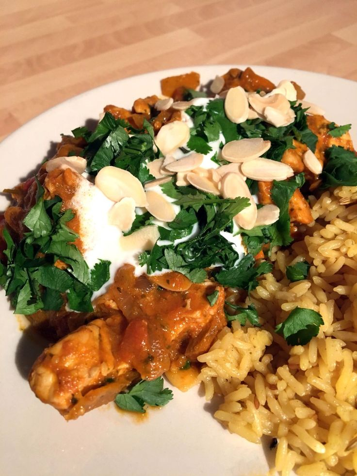 Jamie Oliver's Chicken Tikka Masala www.theglasgowscullery.com
