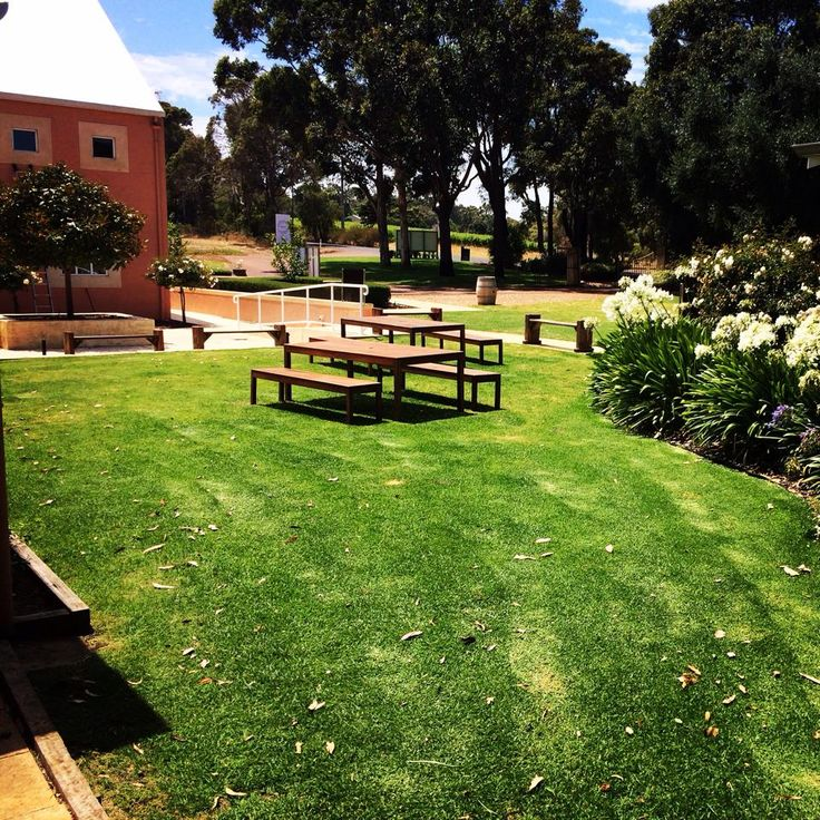Perfect spot for a summer picnic! BYO Food, we have the wine!