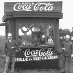 1928 Amsterdam, Holland Olympic Games Kiosk