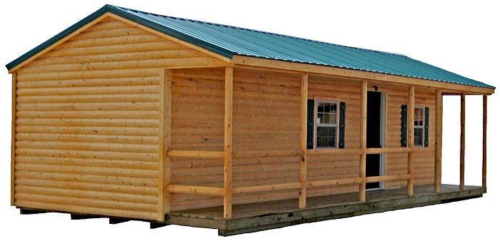Alternative Home - Prefab Log Cabin    woodtex.com