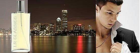 """LR Classics EdP """"Boston"""" - - - uomo - - -   EdP - Eau de Parfum stile forte, con un forte profumo  Per chi vive veramente la propria vita.  Semplicemente vario e multiculturale.  Fresco Fruttato in combinazione con mela e arancia , legno di cedro e ambra. www.frankhair.it"""