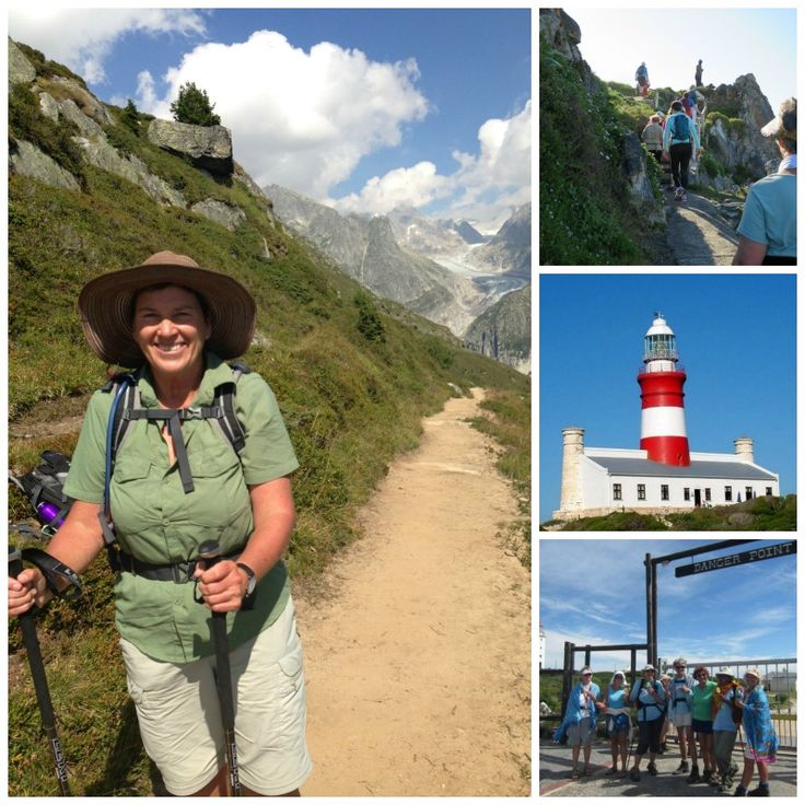 Ronelle van Zyl, mother of 3 and a lighthouse lady