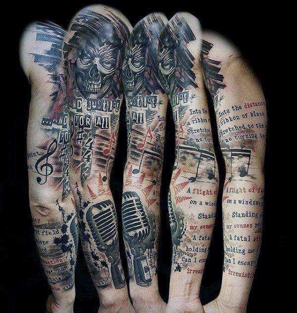 images?q=tbn:ANd9GcQh_l3eQ5xwiPy07kGEXjmjgmBKBRB7H2mRxCGhv1tFWg5c_mWT Ideas For Music Note Tattoo Sleeve @koolgadgetz.com.info
