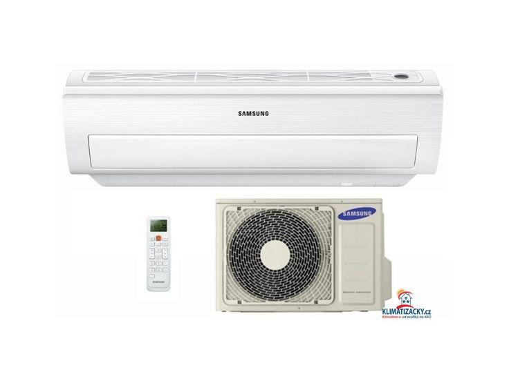 Klimatizace Samsung AR5000 s Wi-Fi ovládáním přes chytré telefony a tablety  Model AR092 s jmenovitým chladicím výkonem 2,5kW
