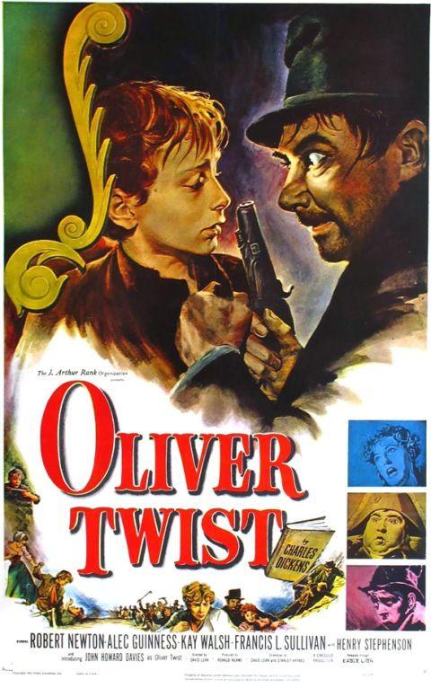 Oliver TWIST....réépinglé par Maurie Daboux .•*`*•. ❥