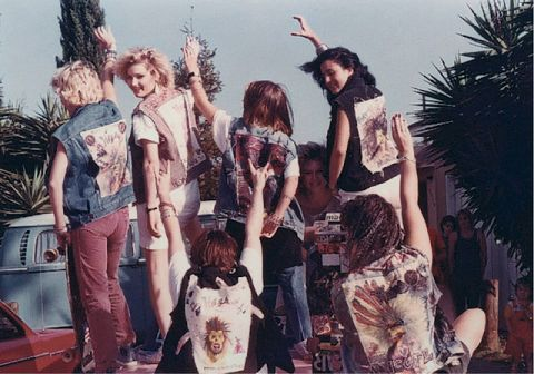 In the 1980s, This All-Girl Skateboard Gang Took Over The Streets Of LA