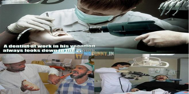 Dentist Funny Pictures Images & Photos
