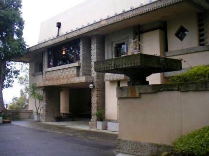 FLW,  Yamamura House (Hyogo-Ken), Ashiya - 1918