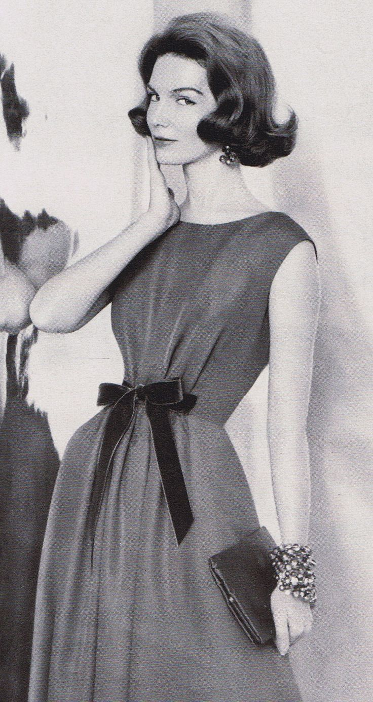 Givenchy 1959. Exquisite.