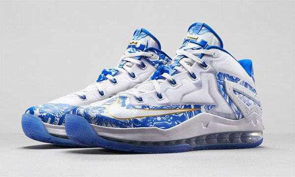 "Nike LeBron 11 Low ""China"""