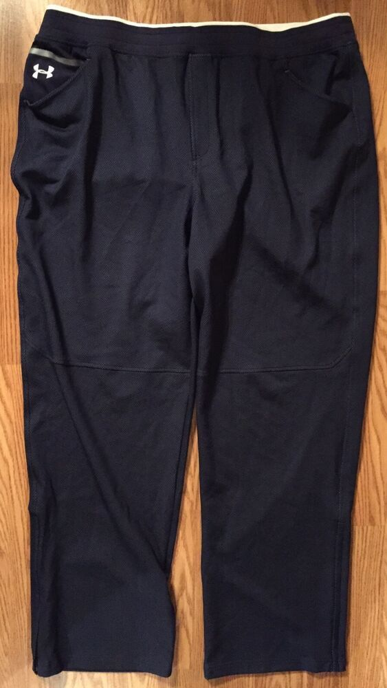 e344c0d137ba NOTRE DAME FOOTBALL TEAM ISSUED UNDER ARMOUR PANTS 3xl NEW TAGS ( 25 Bids )