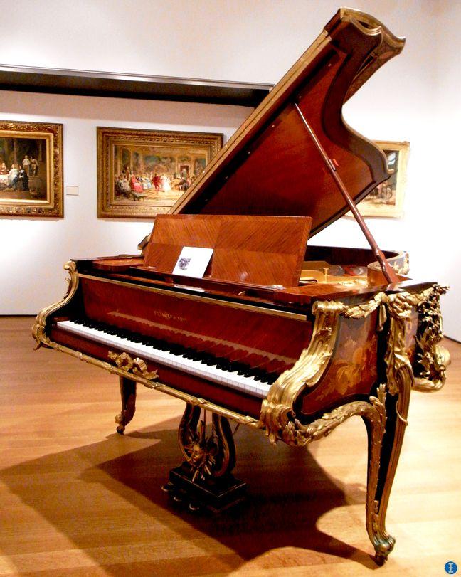 Ludwig new york piano history essay