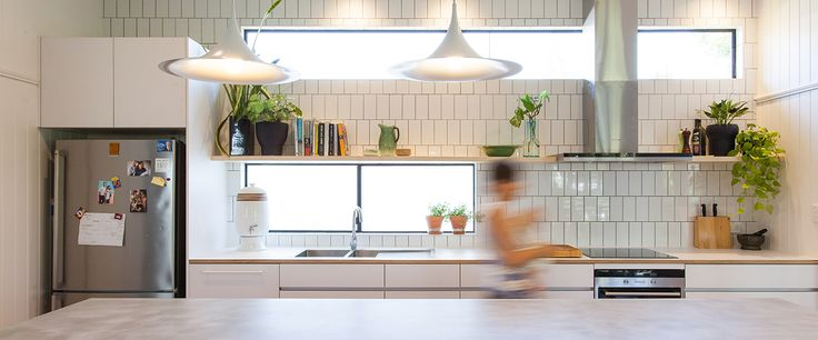 We caught up with Druce Davey, Owner of Greener Kitchens, for some guidance and tips on crafting the kitchen space. Read what Druce had to say over on the Powder Room blog today.