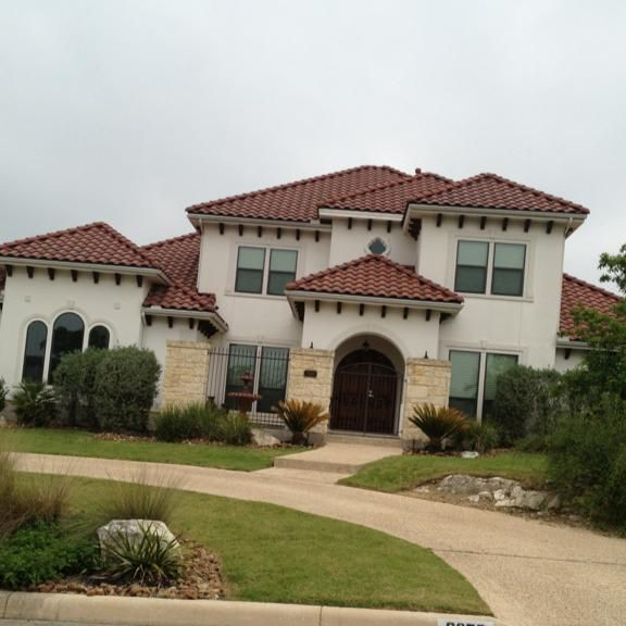 Exemplary Spanish Colonial Style Home In San Antonio Tx