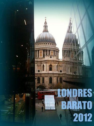 Portada Guía Londres Barato 2012