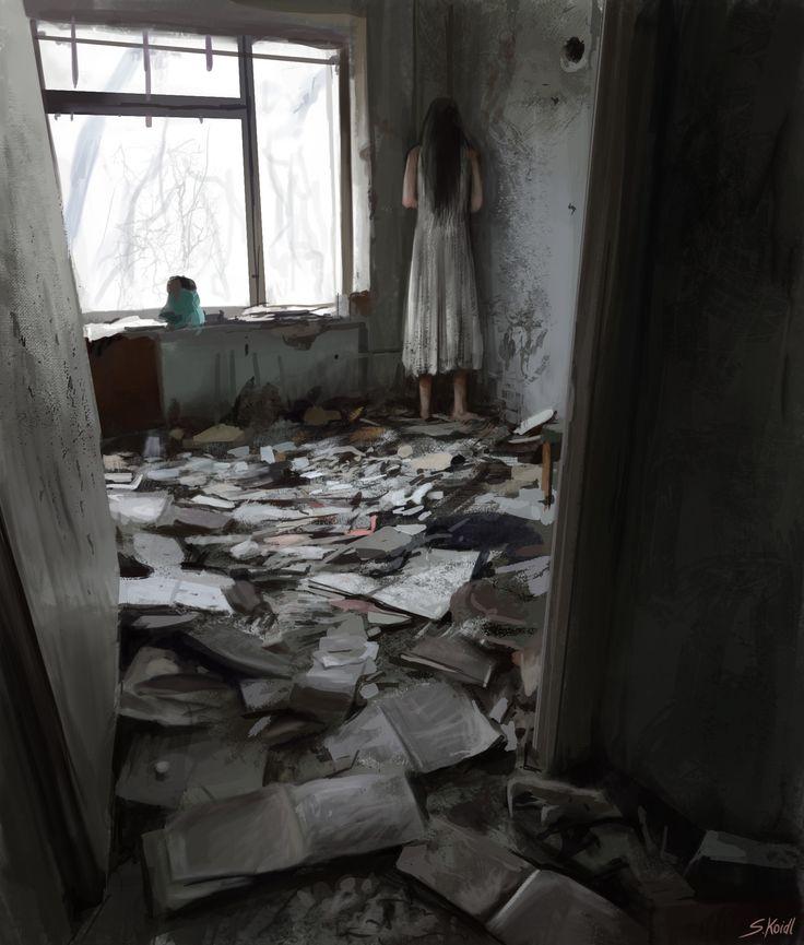 ArtStation - A Chernobyl Horror Story 2, Stefan Koidl