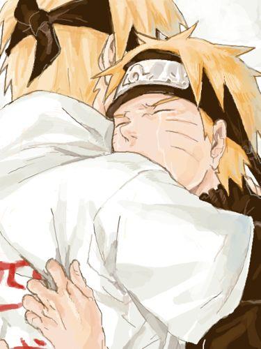 Minato Namikaze And Naruto | Minato & Naruto - Minato Namikaze Fan Art (26173711) - Fanpop fanclubs