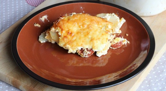 Layered Potatoes – Hungarian Dishes with American Ingredients I.
