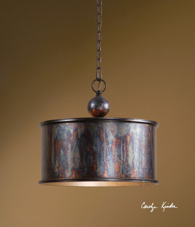 Medium image of lowest price online on all uttermost albiano 1 light pendant in oxidized bronze   21921