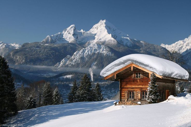 near Berchtesgaden, Bavaria