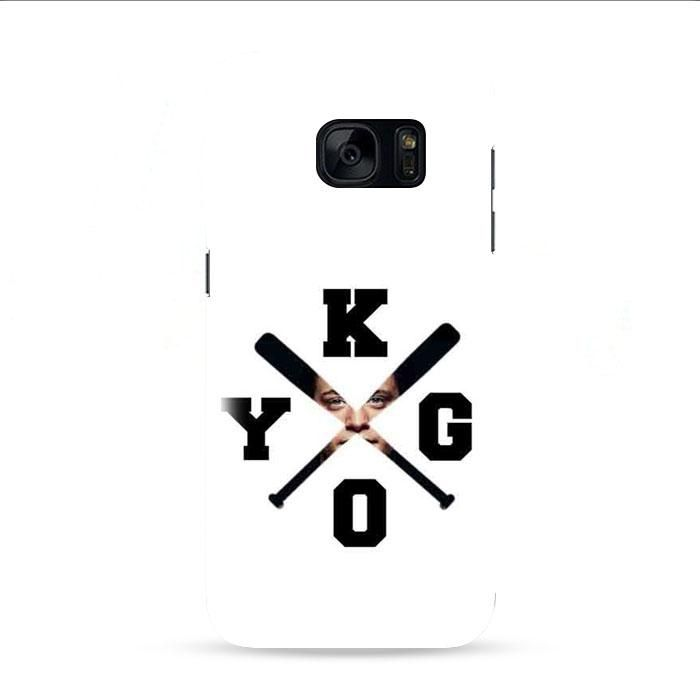 Kygo Logo Photo Masking Samsung Galaxy S7 Edge 3D Case
