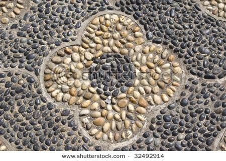 Pebble Mosaic. Pebble MosaicStone PatiosStone ...