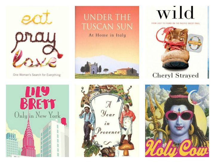 The best 11 books about travel that will give you itchy feet.