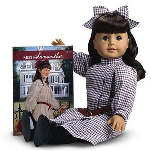 American Girl Dolls | 31 Awesome '90s Toys You Never Got, But Can Totally Buy Today - I still want SAMANTHAAAAA!