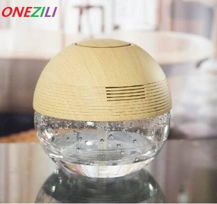 110V Portable Air Purifier Humidifier  Ion Cleaner Air Negative Ion  Ionizer Formaldehyde Smoke Dust pm 2.5