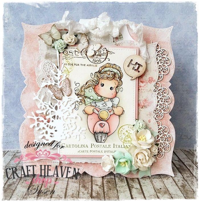 Craft Heaven Shop: Challenge #18