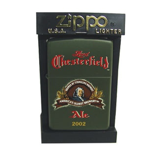 Zippo Lord Chesterfield Ale Yuengling