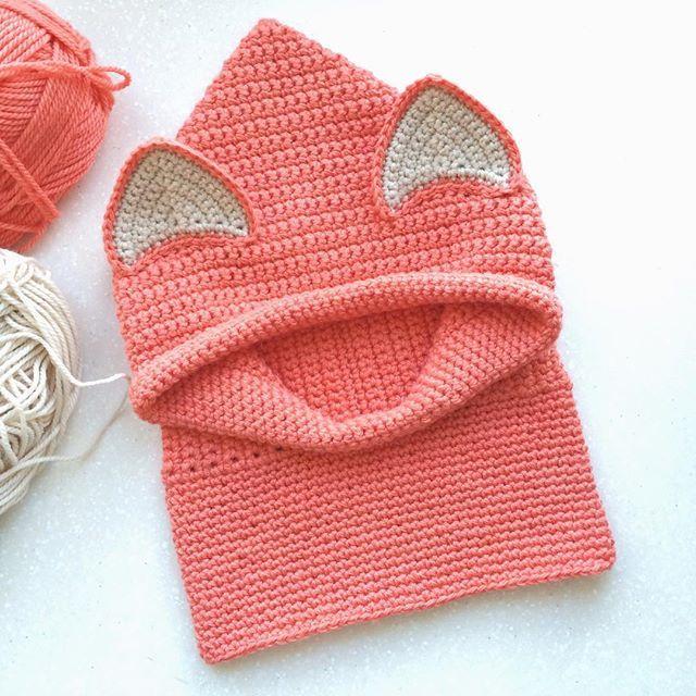 Для очаровательной малышки  #крючком #капорснуд #капорсушами #шапка #шапкакрючком #шапкасушками #хобби #вязание #вяжукрючком #вязаниекрючком #вяжутнетолькобабушки #пряжа #пехорка #рукоделие #ручнаяработа #длядетей #спб #снудкапюшон #crochet #handmade #knitting #knit #лиса #vsco #vscocam #vscocrochet