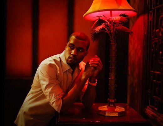 Kanye by Eric Ogden.