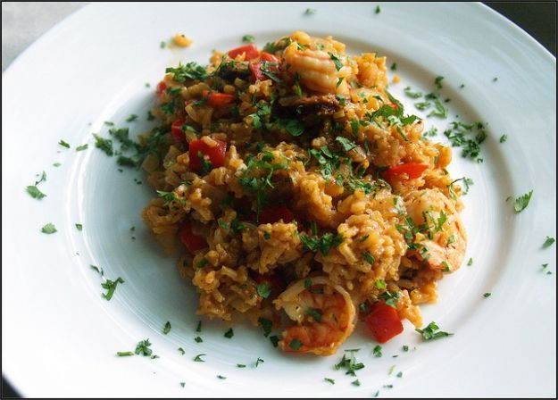 ricetta jambalaia