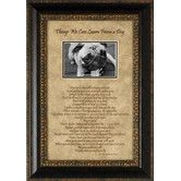 Found it at Wayfair - Things We Can Learn from a Dog Photo Frame