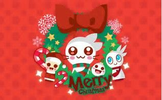 Image result for Christmas Wallpaper for Desktop Cute Cartoon