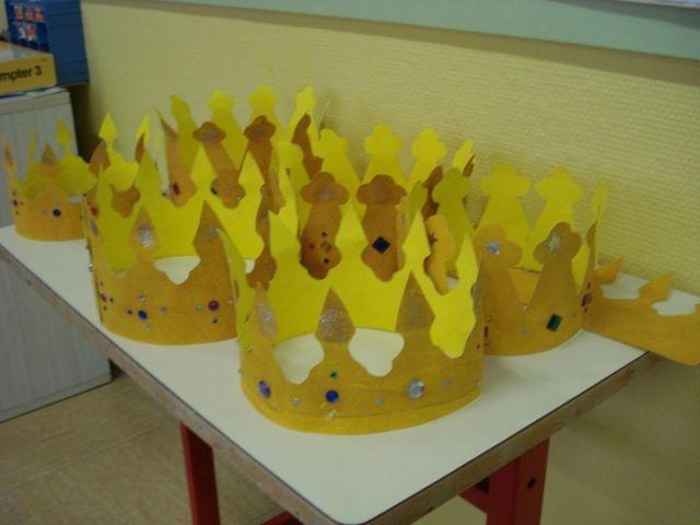 Nos couronnes des rois