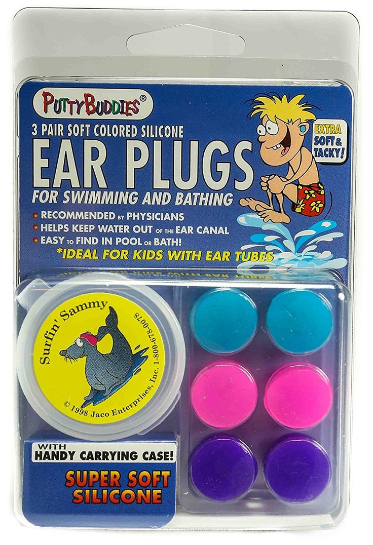 best ear plugs for swimming for kids