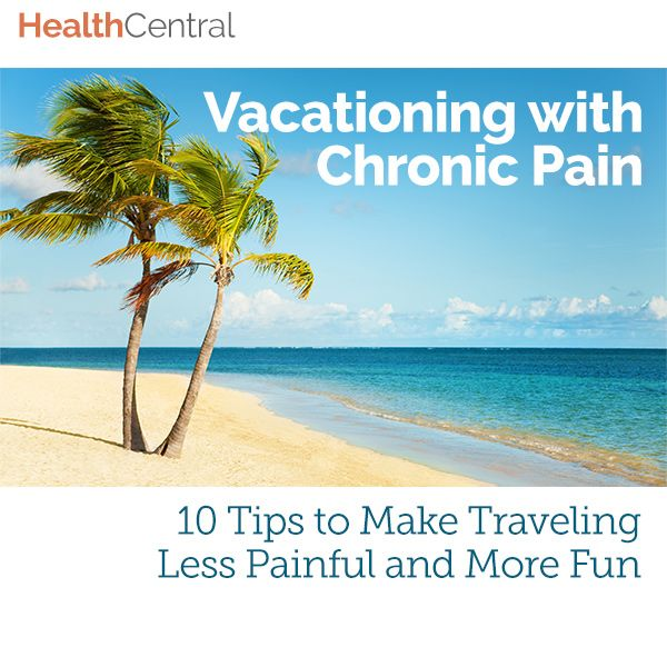 Make traveling & #vacation less painful & more fun despite your #fibromyalgia or #chronicpain. 10 tips to remember as summer approaches ➜  http://www.healthcentral.com/chronic-pain/c/5949/168999/vacationing-fibromyalgia/?ap=2012