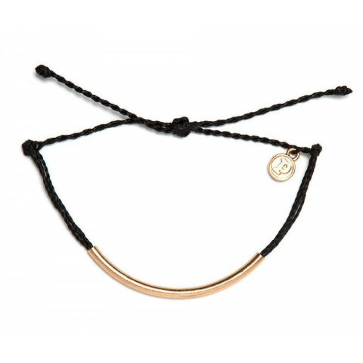 Pura Vida Armband mit Goldbarren - KNOCKNOK Mode Online Shop