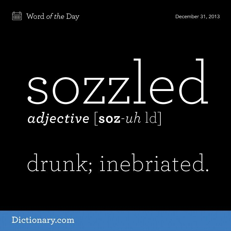 "Don't get ""sozzled"" every weekend. I know, I know! You want to party but why would you do that and waste money on alcohol when you could be saving it to pay off those student loans you have?"
