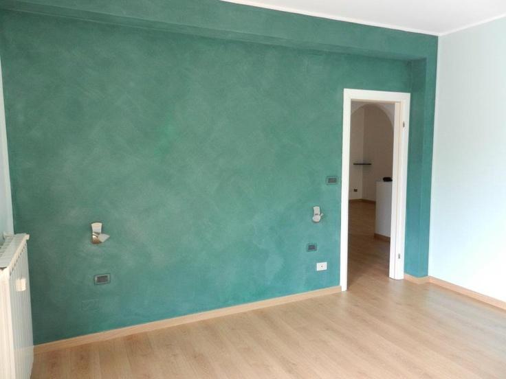 Bedroom wall renovation