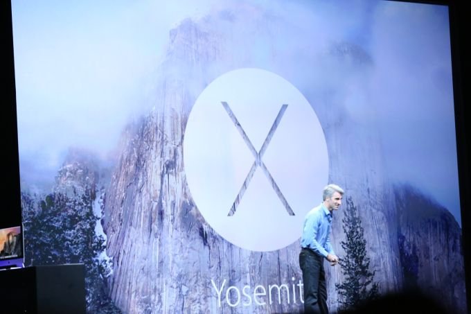 Apple Announces OS X Yosemite With Translucent, Flatter Design, Updated Notification Center And More